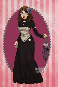 Madame Macabre en Polyvore.