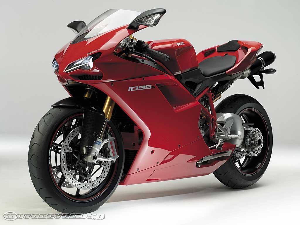 Fastest Ducati Top Speed