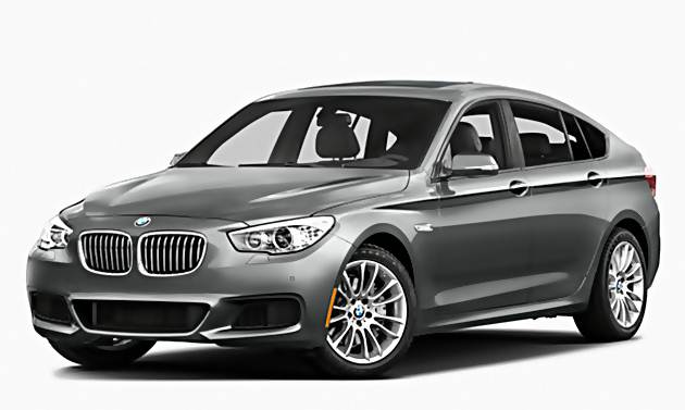 2016 BMW 5 Series Gran Turismo Redesign