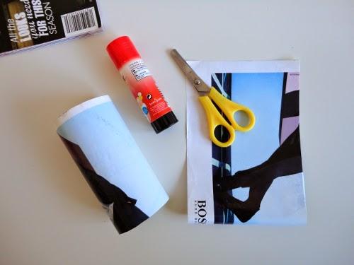 Como Hacer Bolsas Carameleras con Papel Reciclado