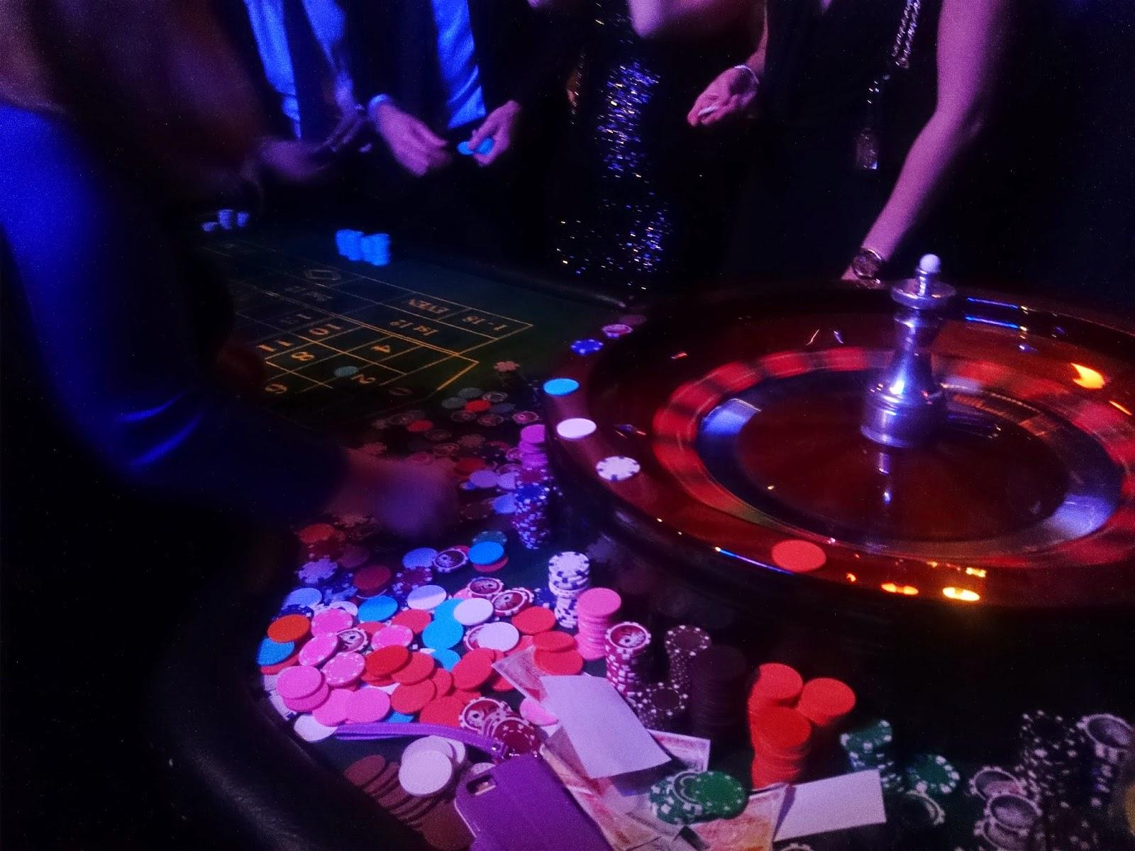Party at Tramp nightclub London
