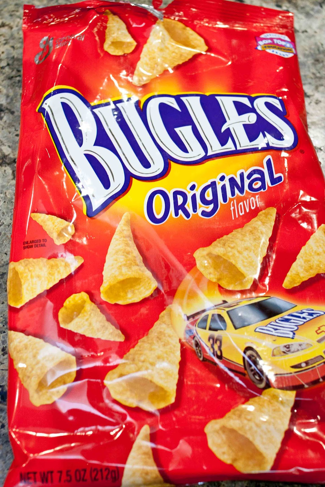 I Looked All Over The Snack Aisle In Grocery For Bugles My Husband Finally Found Them By Chips A Bag Not Box