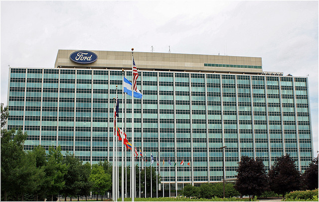 Ford credit dearborn michigan for Ford motor co dearborn mi