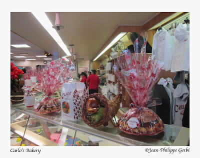 Image of Carlo's Bakery in Hoboken, NJ - The Cake Boss