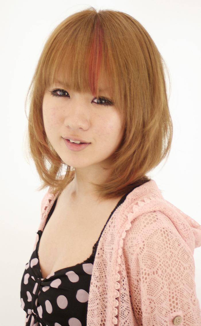 asian medium length hairstyle