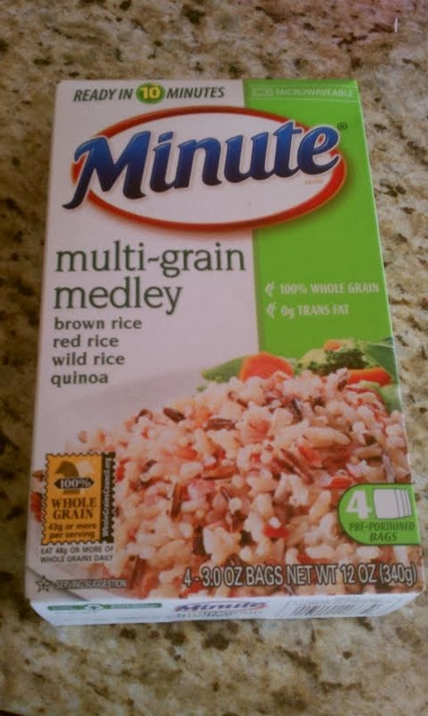 A World Of Reviews Giveaways And More Minute Rice Review