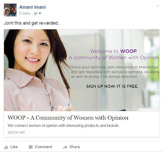 WOOP - A Community of Women with Opinion