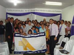 Visita do Diretor do DOM ao Campo em Aquidabã/SE