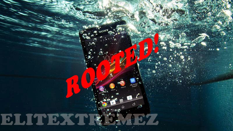 How To Root Sony Xperia Z1