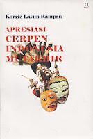 toko buku rahma: buku APRESIASI CERPEN INDONESIA MUTAKHIR, pengarang korrie layun rampan, penerbit wedatama widya sastra