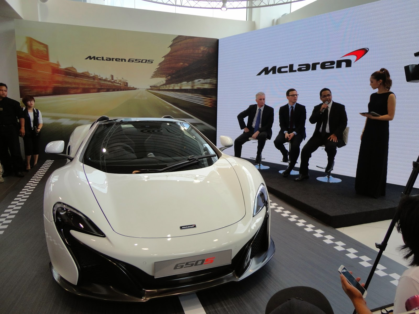 new car release malaysia 2014MotoringMalaysia New car launch McLaren launches the McLaren
