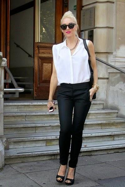 แฟชั่นผู้หญิง การแต่งตัวผู้หญิงเก๋ๆ แฟชั่นไอคอน เกว็น สเตฟานี่ Gwen Stefani Style Fashion