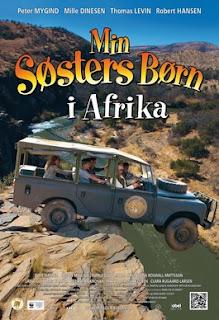 A Aventura Africana da Minha Vida Dublado