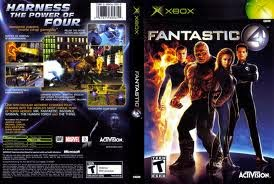 Download Game Fantastic 4 for PC
