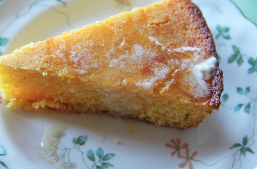 Brown Butter Honey Child Cornbread - Grandbaby Cakes