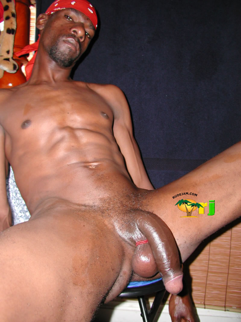 Rudejam Jamaican Huge Black Cocks