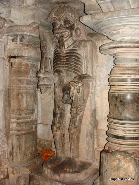 Betal at lakshmidevi temple doddagaddavalli