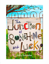 THE JUNCTION OF SUNSHINE AND LUCKY (MG Contemporary)