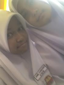 my best friend ;) nur Qurratuaini -.-