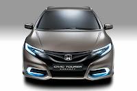 Honda Civic Tourer Concept (2013) Front