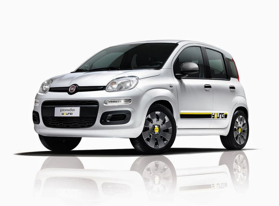 fiat unveiled the new 2015 fiat punto young and fiat panda young details price photos garage car. Black Bedroom Furniture Sets. Home Design Ideas
