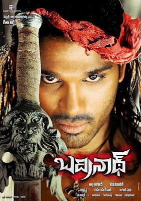 Badrinath Poster