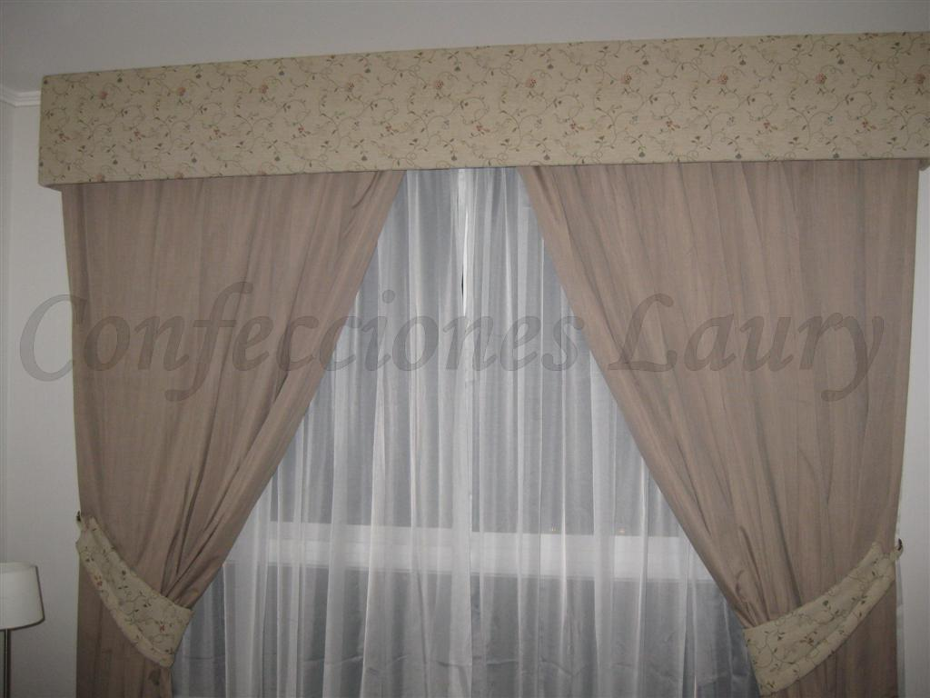 Cortinas para living comedor imagui for Ver cortinas de comedor