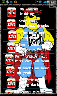 Duffman Soundboard Screenshot