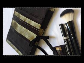 MA DERNIÈRE RÉALISATION : Trousse Makeup