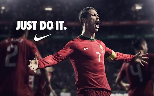 Site, Blog, Instagram Oficial do Cristiano Ronaldo
