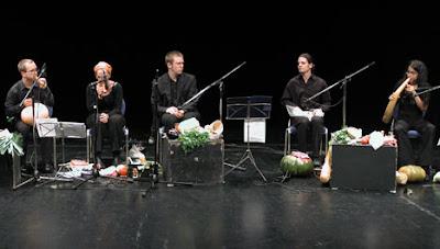 vegetable orchestra 15 alat musik langka dan unik