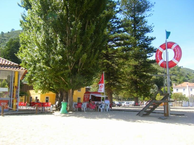 Bandeira Verde zona Balnear