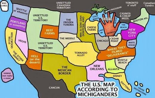 anthroview regional usa michigan language map sense