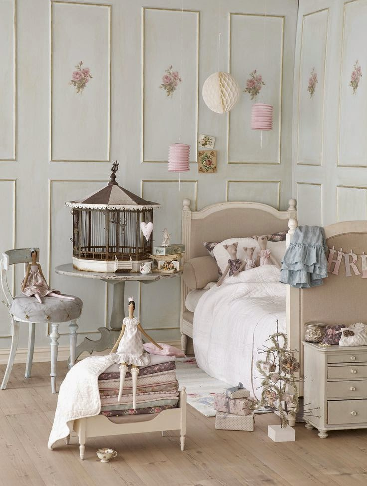 Tips de decoraci n de dormitorios vintage for Ideas decoracion vintage