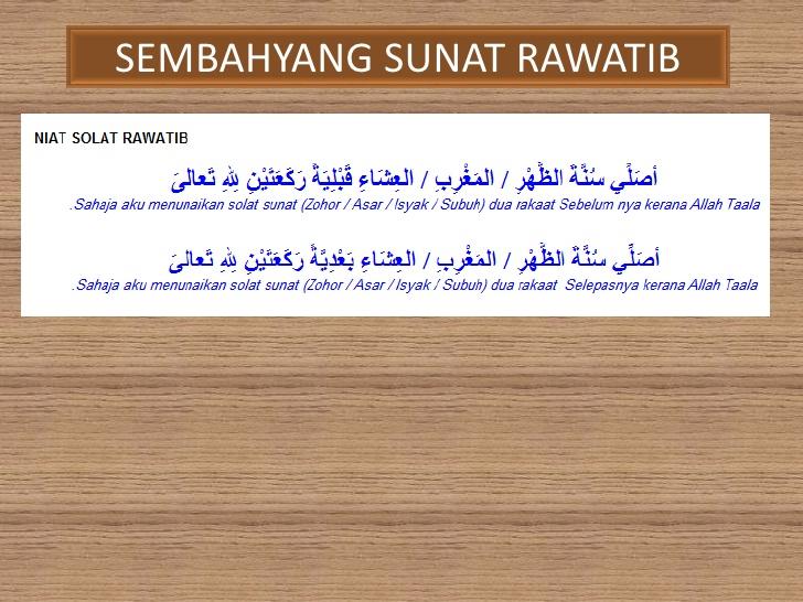 SOLAT SUNAT RAWATIB PDF DOWNLOAD
