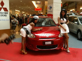 Harga Mitsubishi Mirage Mei 2013