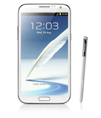 Display da 5,5 pollici in alta definizione per il nuovo Galaxy Note 2