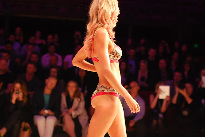Jennifer Hawkins Sydney 2012 Mercedes Benz Fashion Festival