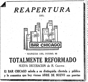 Reapertura Chicago
