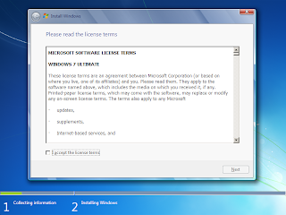 How To Install Windows 7 Step By Step Tutorial With Screenshots