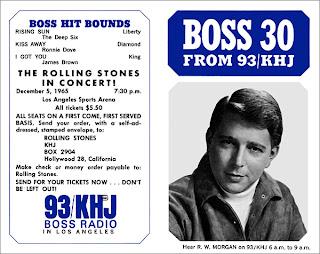 KHJ Boss 30 No. 16 - Robert W. Morgan