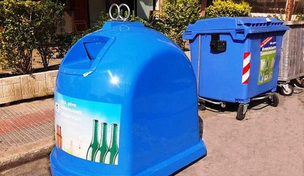 60 τόνοι γυαλιού για ανακύκλωση συγκεντρώθηκαν στην περιφέρεια Αν. Μακεδονίας – Θράκης