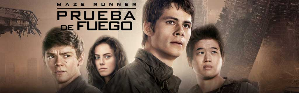 Maze Runner 2: Prueba de Fuego (2015)