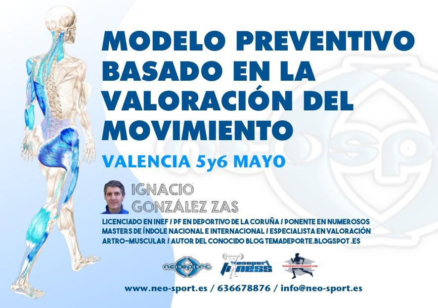 Valencia 5 y 6 de mayo