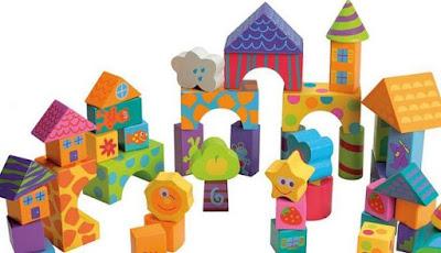 Tiga Tips Selektif Dalam Memilih Mainan Anak