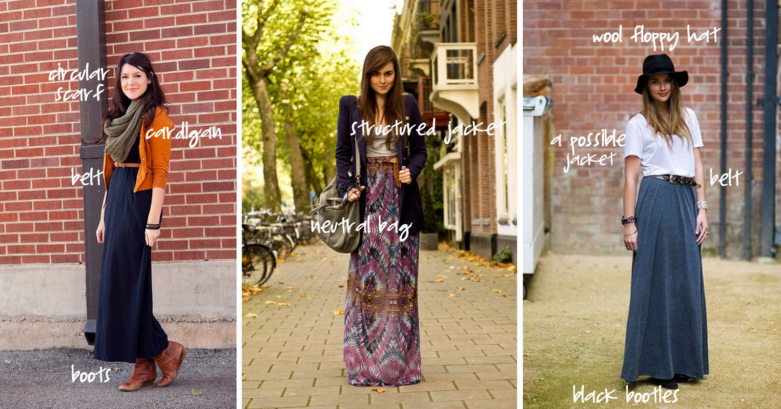 8909e04a953a How to Wear a Maxi Dress in the Winter - Closetful of Clothes