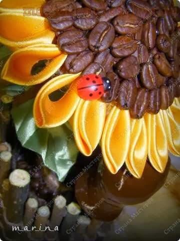 Panel Sunflowers