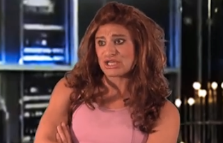 Wil Heuser as Elissa Slater on BB15