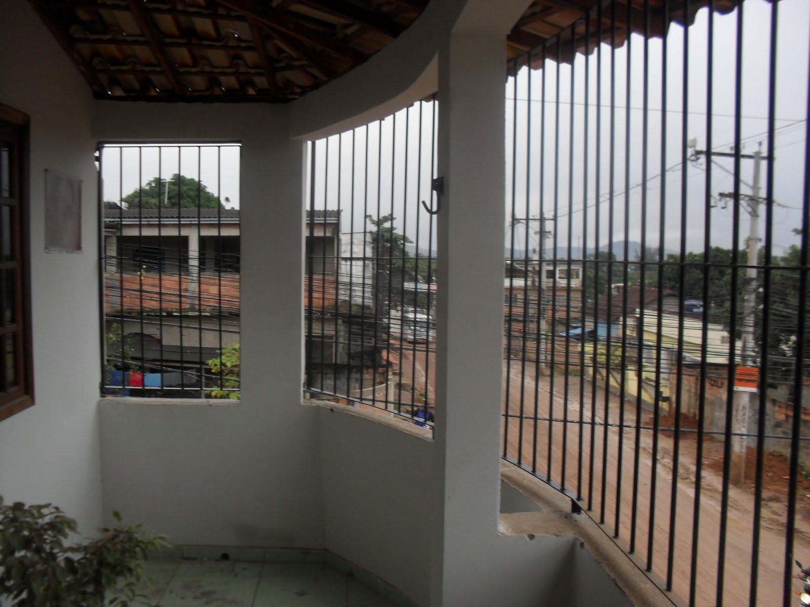 #7D624F  0005 em São Gonçalo e Niteroi RJ: Fechamento de Area com Grade de  1722 Janela De Alumínio Niteroi