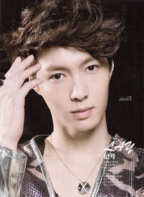 [PICTURE] EXO-M for Pop Magazine Volume 541